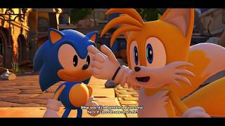 Sonic Forces (not so) Quick Play