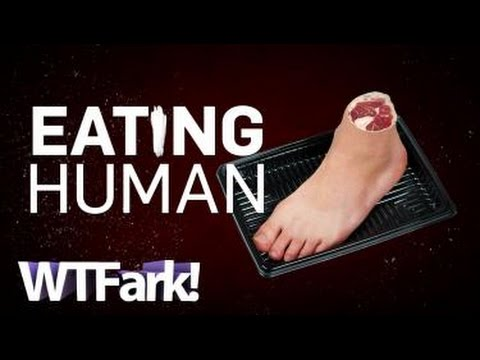 Download Youtube: EATING HUMAN: London Chef Creates Burgers That Taste Like Human Flesh. Yes, They Pair Well With...