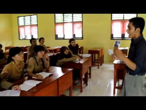 Teaching Learning Process (Degree of Comparison) ED Unila
