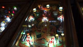 Pinball Ace High - Gottlieb 1957 ( Gameplay )