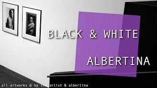 theartVIEw - BLACK & WHITE at ALBERTINA