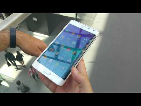 Galaxy Note 4 demo video 4k da HDblog.it