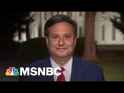 WH Chief Of Staff On President Biden's First 100 Days In office   The Last Word   MSNBC