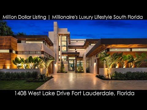 Million Dollar Listing | Millionaire's Luxury Home South Florida