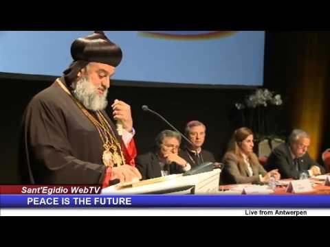 """Isn't the International Community Ashamed of its Silence?"" Patriarch Aphrem II KARIM"
