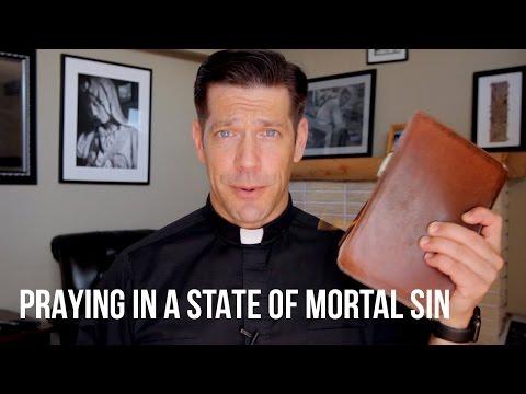Praying in a State of Mortal Sin