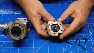 OS FS-120 Surpass A Look Inside Part 1