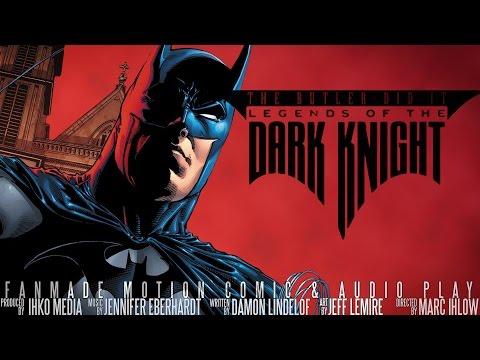 Motion Comic: Batman Legends Of The Dark Knight #1