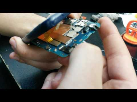 HTC Desire 610 touchscreen replacement tutorial