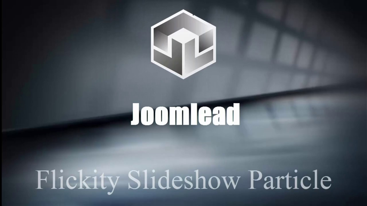 Flickity Slideshow Particle - JoomLead