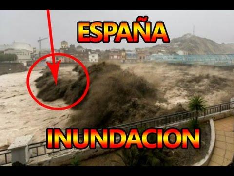 Breaking New: España Inundada - 3 muertos.