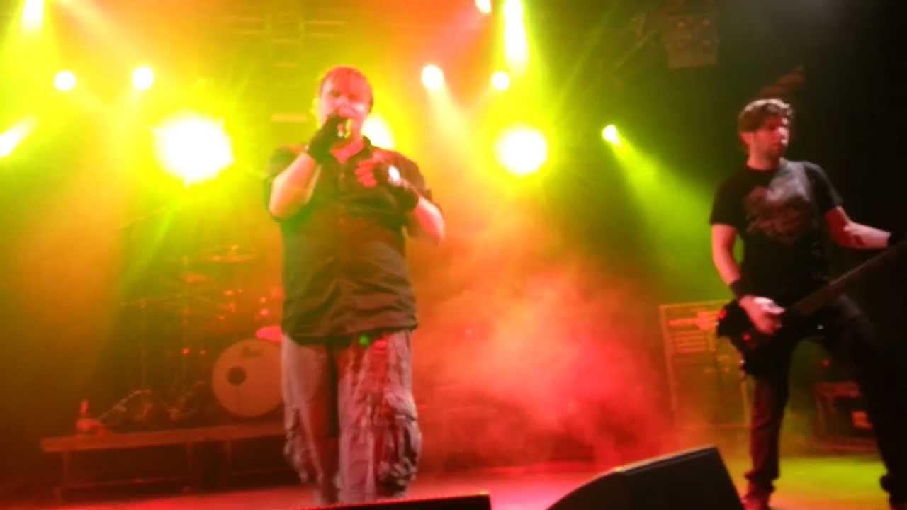 Machinae Supremacy - 99 (Live Helsinki Nosturi 21.11.2012)