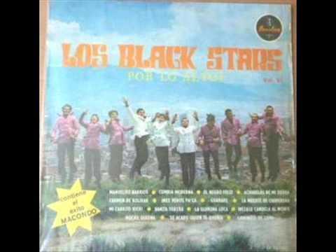 LOS BLACK STARS - Por lo alto - DISCO COMPLETO