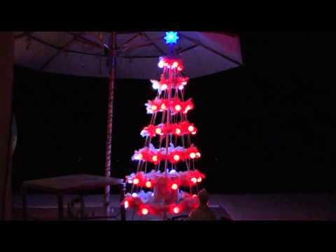 2007 Gemmy light show tree