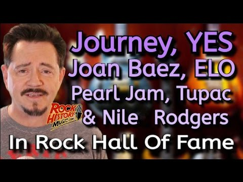 2017 Rock and Roll Hall Of Fame Inductees Named - Full Report and Reactions