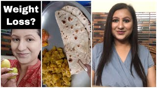 I tried Rujuta Diwekar Weight Loss Diet for a week/ Week 11/ Look Gorgeous Vartika