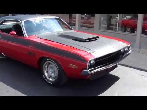 1970 Dodge Challenger $52,900.00
