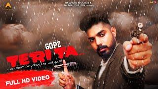 Teri Ta (Full Video)   Gopz   Latest Punjabi Songs 2020   UK Angel Records