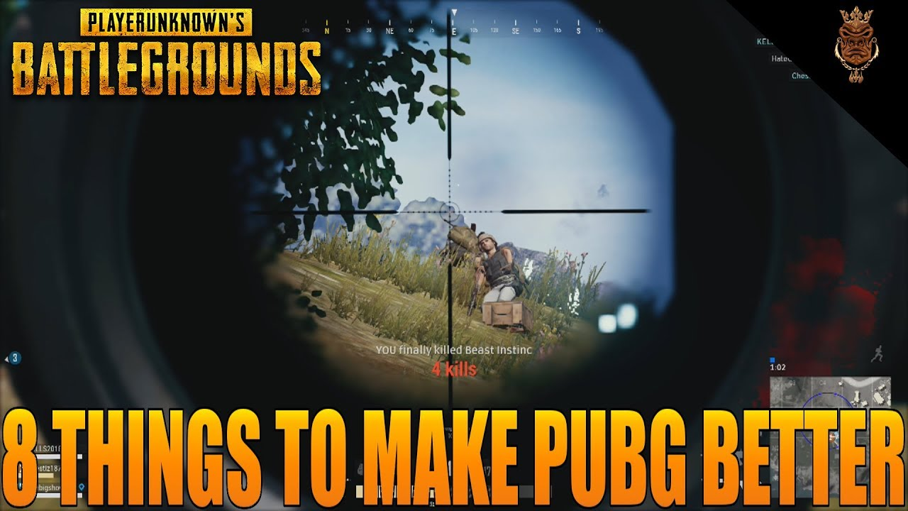 how to get better at pubg xbox