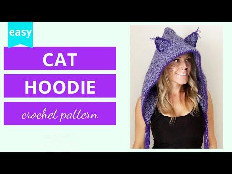 Easy Crochet Cat Patterns - Free Amigurumi Patterns • DIY & Crafts | 360x480