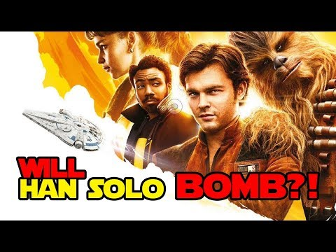 Will the Han Solo movie BOMB?!  Star Wars  and Theories