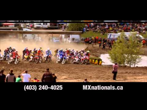 Rockstar Energy Drink MX Nationals - Calgary