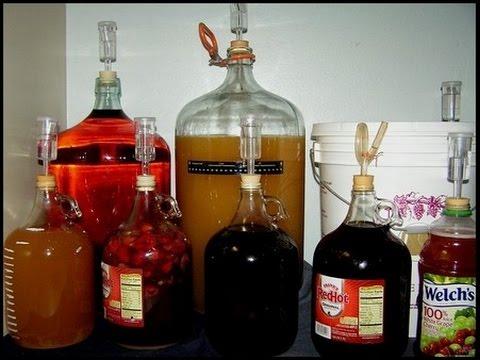 How To Make Shiraz Wine At Home - 1 آموزش درست کردن شراب شیراز