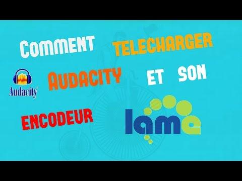 Comment télécharger Audacity et son encodeur Lame