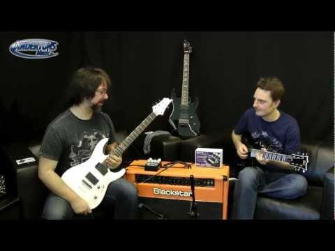 ESP Guitars LTD M-330R,  EC-330 & H-330NT - Affordable Metal Tones