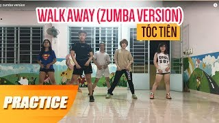 Tóc Tiên - Walk Away (Hãy Bước Đi) Zumba Version Dance Practice | Panoma Dance Crew