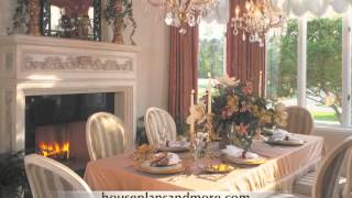 Dining Room Video 1 | House Plans And More