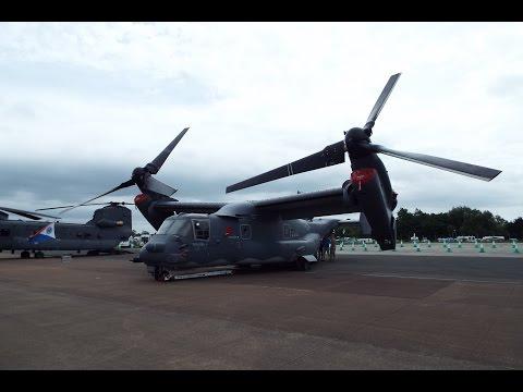 Inside a CV-22B Osprey!