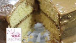Southern Caramel Cake Recipe | I Heart Recipes