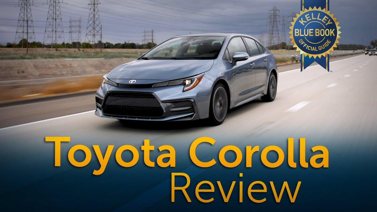 2020 Toyota Corolla Speed Test