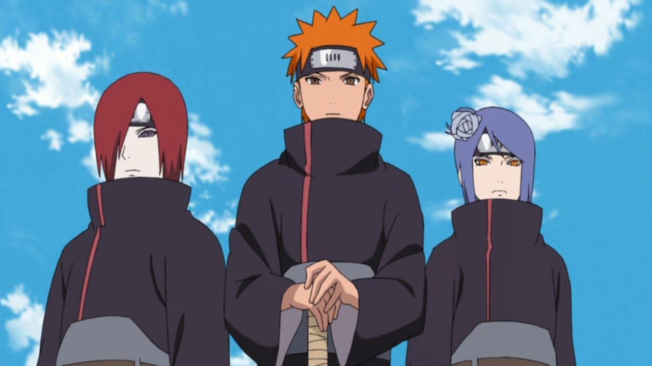 Curiosidades de Naruto loquendo:Konan y Nagato/Pain - YouTube