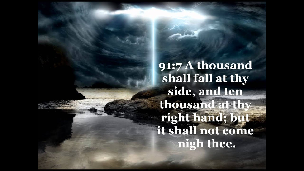 Never Fall In Love Wallpaper Psalm 91 Restored Name King James Bible Youtube