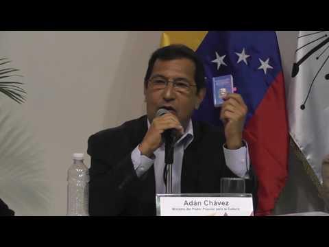 Foro: Pensar La Constituyente/ Adán Chávez