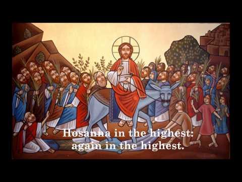 Evlogimenos - Palm Sunday Hymn