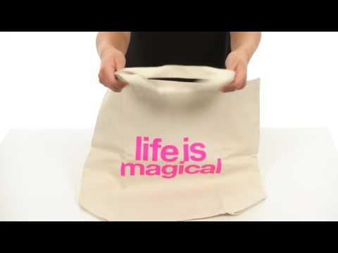 Dogeared Life Is Magical Tote  SKU:8918911