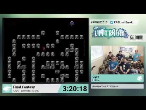 Final tasy by Gyre RPG Limit Break 2015 Part 18