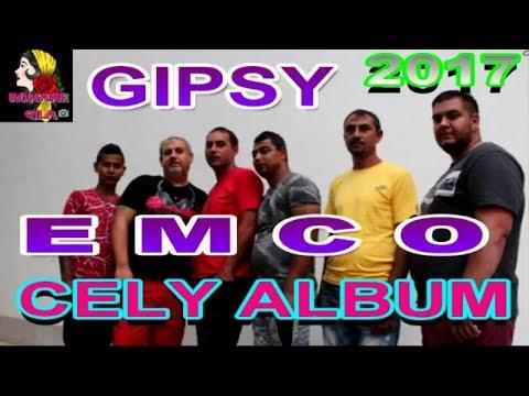 GIPSY EMCO CELY ALBUM 2017