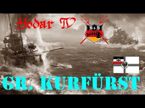 WoWs - Tier X Schlachtschiff Großer Kurfürst - Der Hecht im Karpfenteich