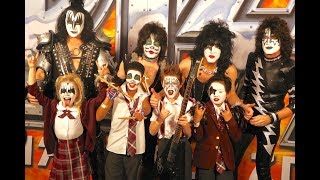 When #SchoolOfRockUK met  KISS​ | SCHOOL OF ROCK: The Musical