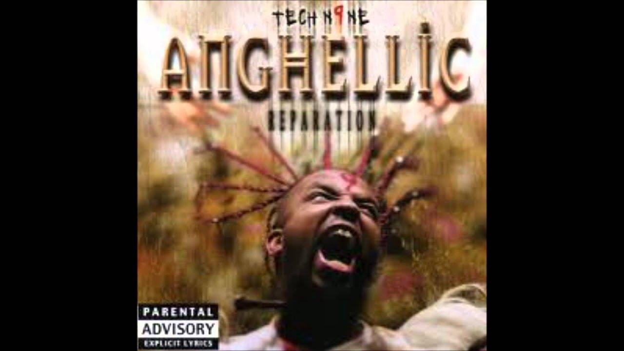 tech n9ne anghellic