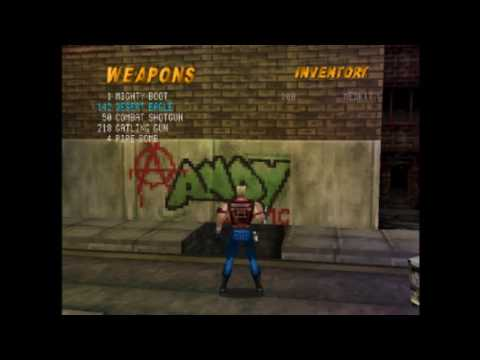 Duke Nukem: Time to Kill (Parte 1) Tempo di uccidere