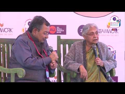 #ZeeJLF2018 | Book Launch Citizen Delhi: My Times, My Life