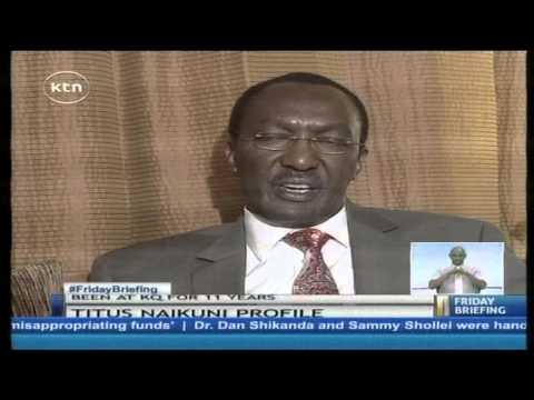 The secrets behind Titus Naikuni's Success as CEO Kenya Airways