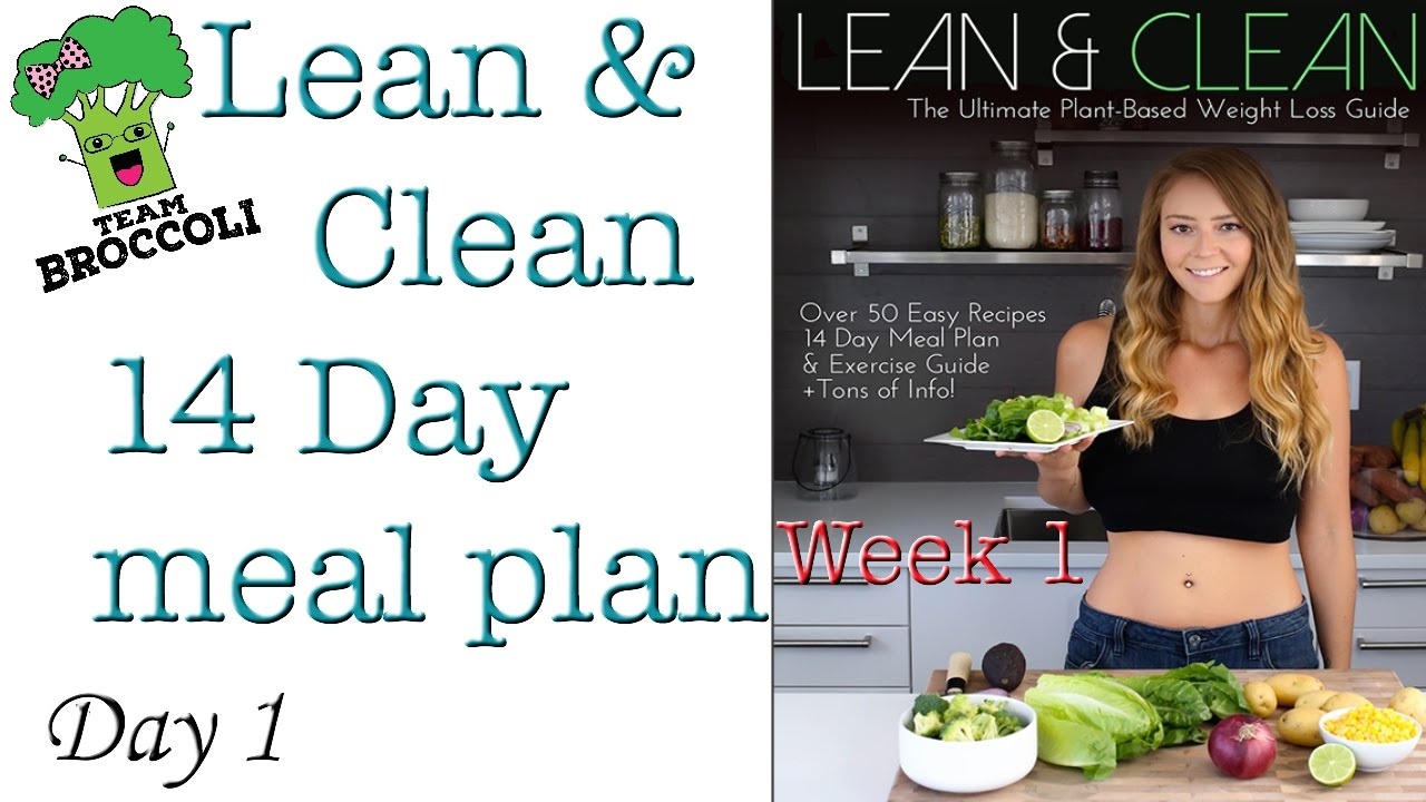 Clean and Lean Diet: How To Burn Belly Fat