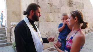 На Сардинии поздравили с 60-летием основателя православной общины Кальяри