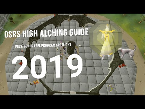 OSRS High Alchemy Guide - The High Alc Calc (Alpha 1.0) - OSRS Money Making - Episode 1